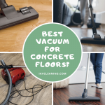 Best Vacuum For Vinyl Plank Floors?