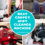 Best Carpet Spot Cleaner Machine Reviews 2020