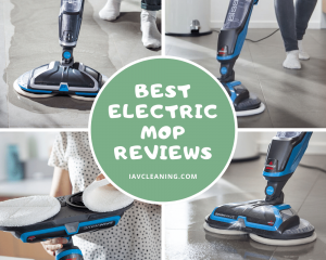 Best Electric Mop Reviews