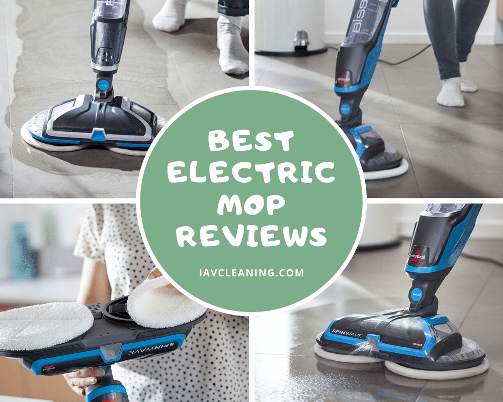 Best Electric Mop Reviews | IAV Cleaning
