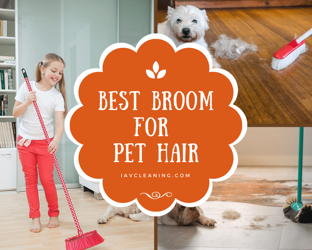Best Broom For Pet Hair