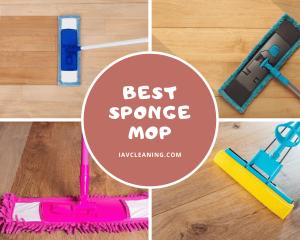 Best Sponge Mop