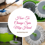How To Change Spin Mop Head (Quick Guide)