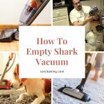 How To Empty Shark Vacuum (Quick Tips)