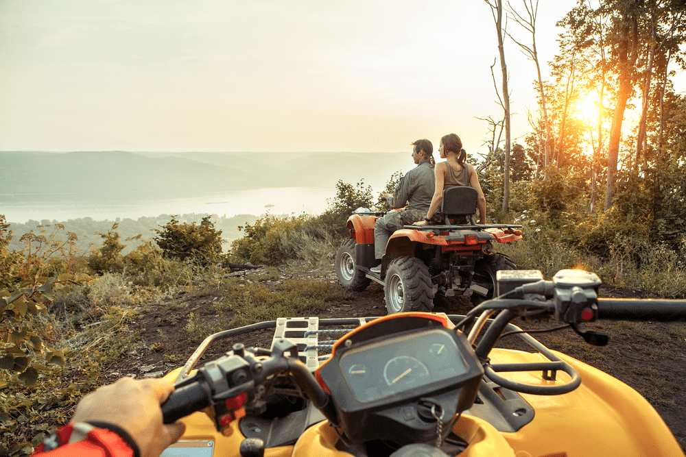 Regularly cleaning your ATV can prevent damage, thus extending your beloved vehicle's lifespan.