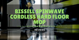 Bissell Spinwave Cordless Hard Floor Mop