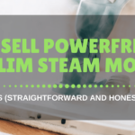 Bissell Powerfresh Slim Steam Mop Reviews 2021
