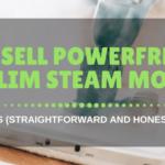 Bissell Powerfresh Slim Steam Mop Reviews 2021