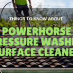 Powerhorse Pressure Washer Surface Cleaner Review 2021